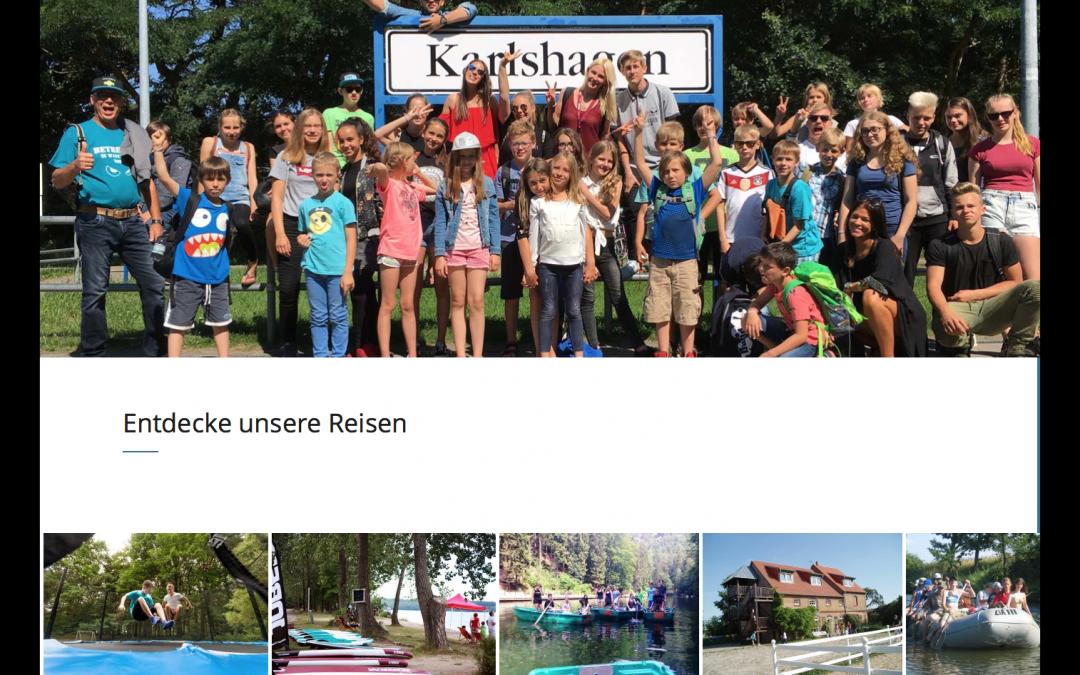 Jetzt steht das Ziel fest: wir unterstützen ferientouren.de